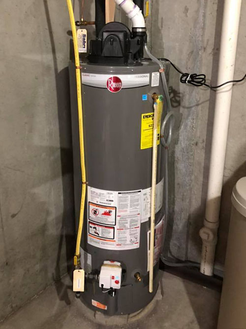 Fix and Install Warranty Water Heaters