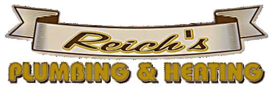 Reichs Plumbing Logo